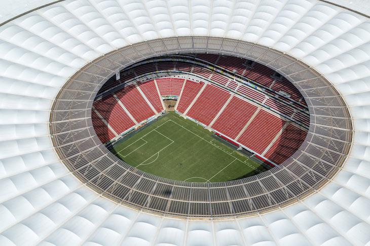 Brasilia - Estadio Nacional