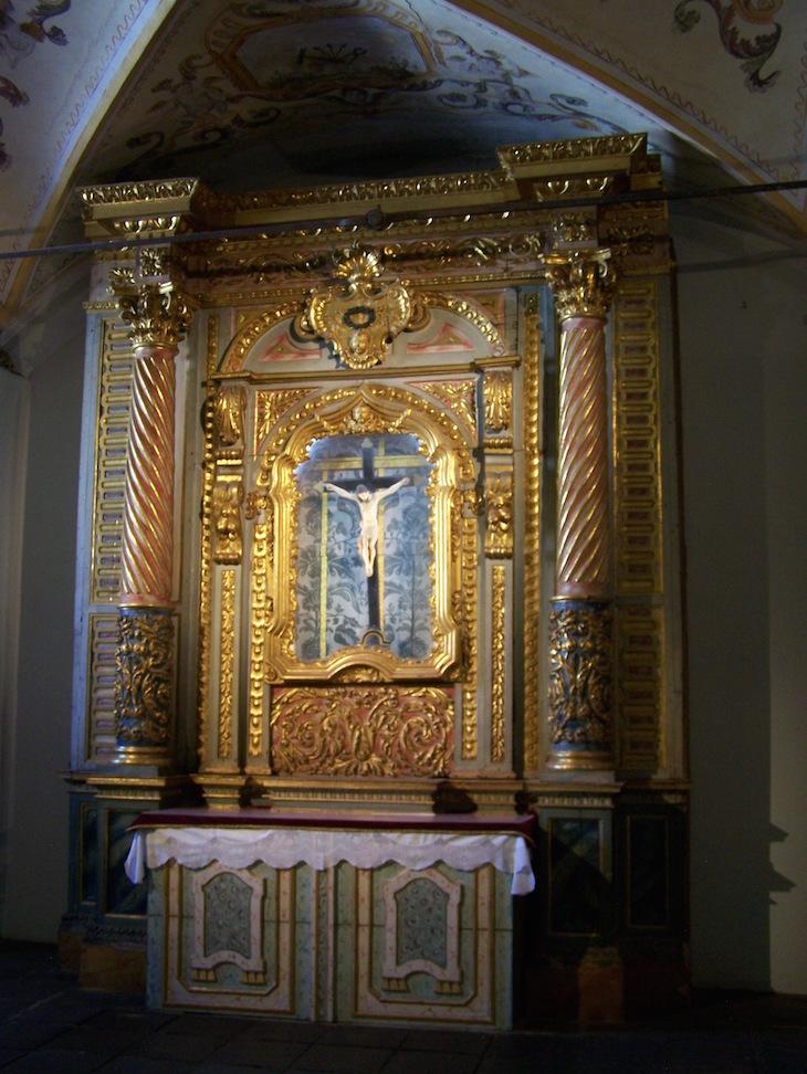 Senhor Jesus da Casa dos Ossos - Capela dos Ossos, Évora © Viaje Comigo