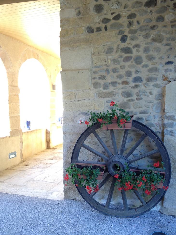 Relais du Silence Chateau de la Falque, St-Geniez-d'Olt, Aveyron, França © Viaje Comigo