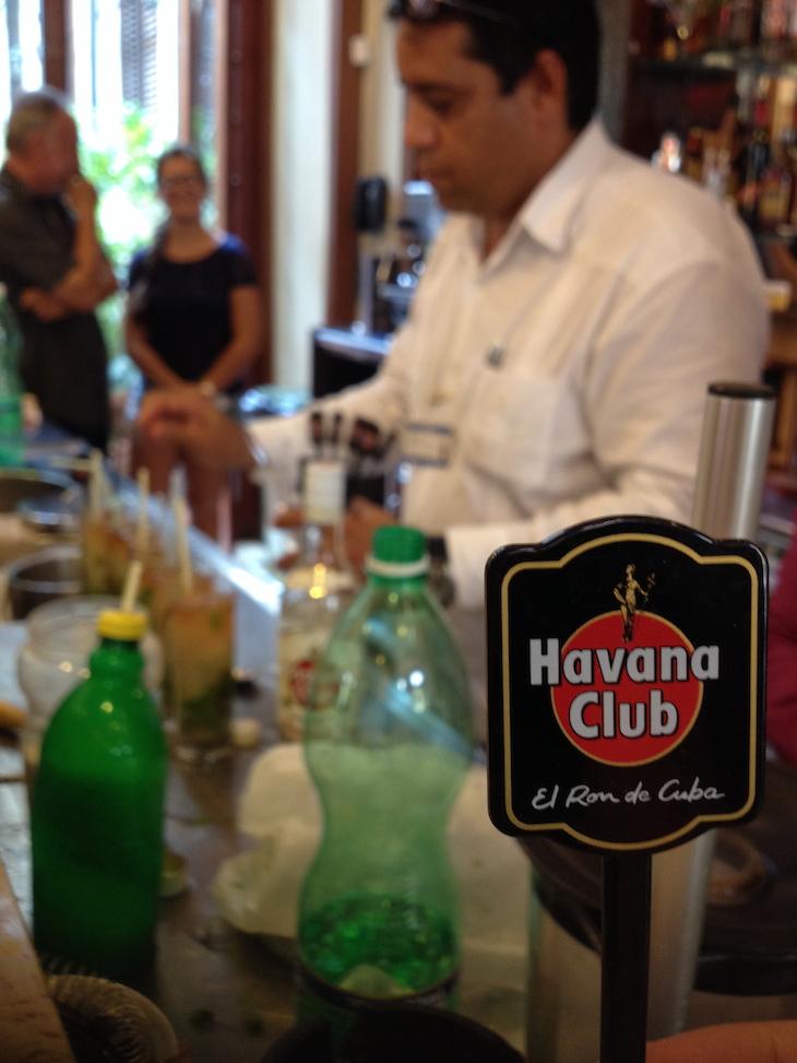 Mojito time em Havana, Cuba