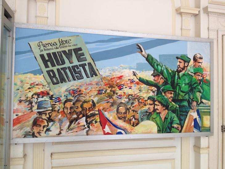 Museu da Revolução, Havana - Cuba © Viaje Comigo