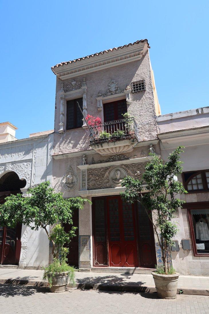 Casas Históricas de Havana Vieja - Cuba © Viaje Comigo