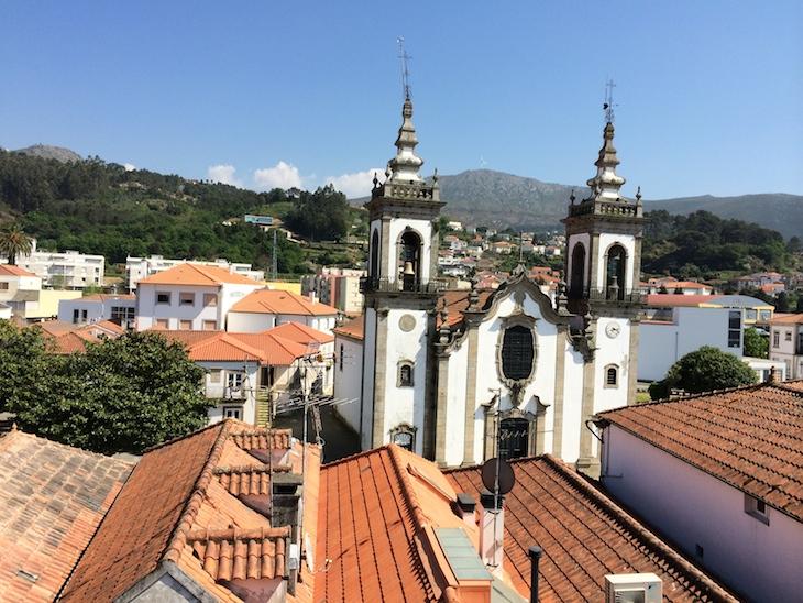 Vista do Castelo, Vila Nova de Cerveira