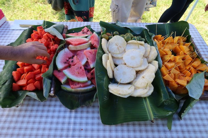 Frutas da Finca Vista Hermosa - Havana - Cuba © Viaje Comigo