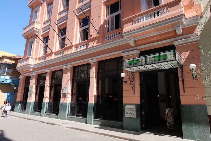 Hotel Ambos Mundos - Havana - Cuba © Viaje Comigo