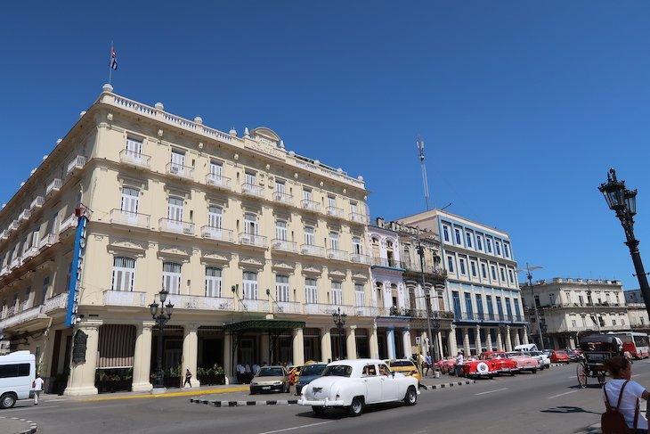 Hotel Inglaterra - Havana - Cuba © Viaje Comigo