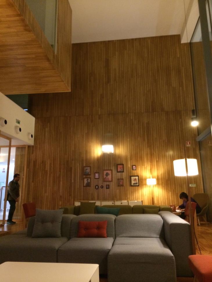 Hotel Minho, sala de estar