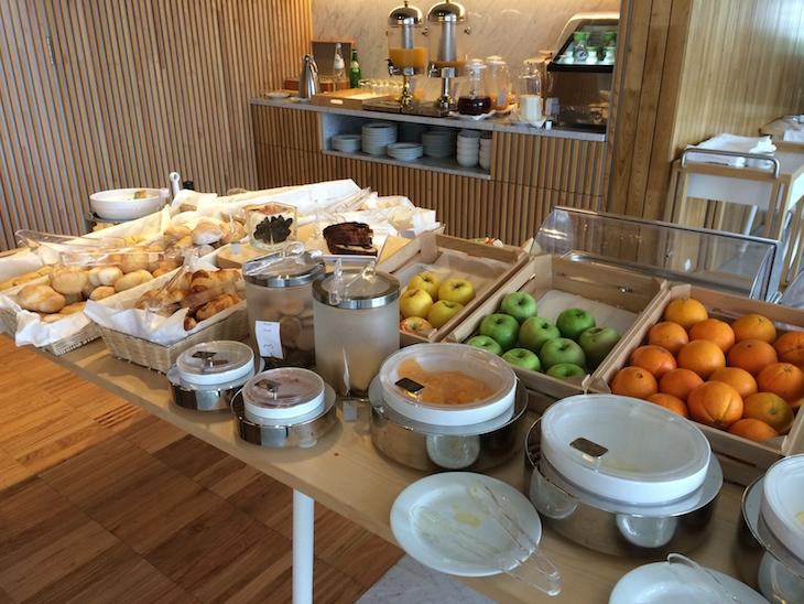 Hotel Minho, pequeno-almoço
