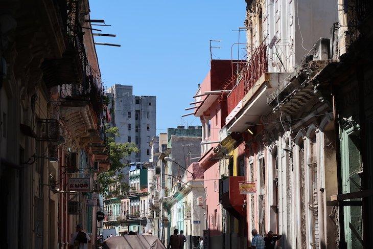 Ruas de Havana - Cuba © Viaje Comigo