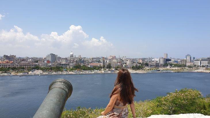 Fortaleza La Cabaña - Havana - Cuba © Viaje Comigo