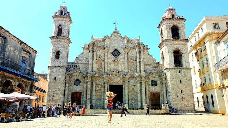 Catedral de Havana - Cuba © Viaje Comigo