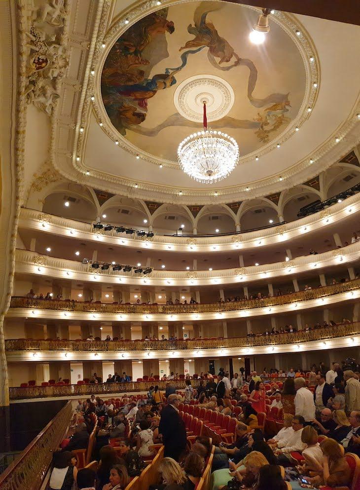 Gran Teatro La Habana - Havana - Cuba © Viaje Comigo