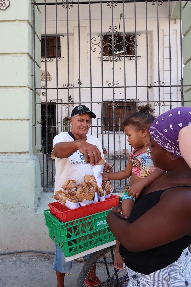 Vendedor de Havana - Cuba © Viaje Comigo