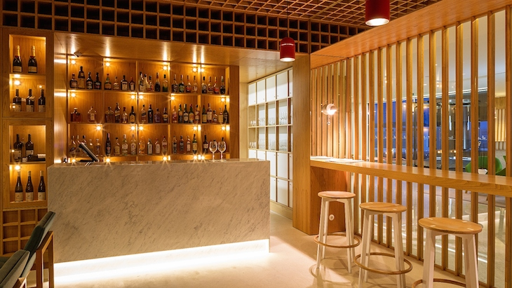 Hotel Minho, Wine Bar