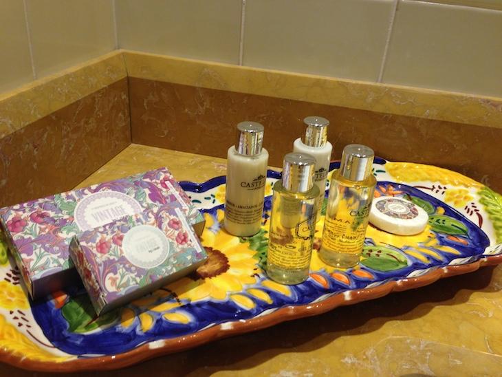 Produtos de banho do Alentejo Marmòris HotelProdutos de banho do Alentejo Marmòris Hotel