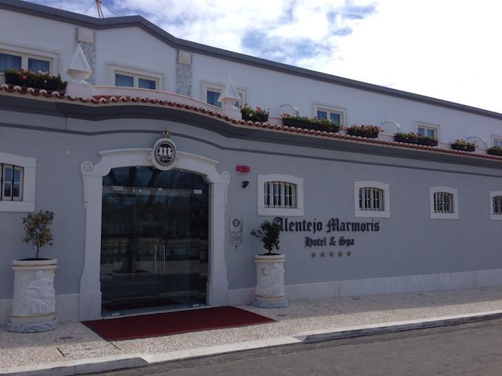 Fachada do Alentejo Marmòris Hotel