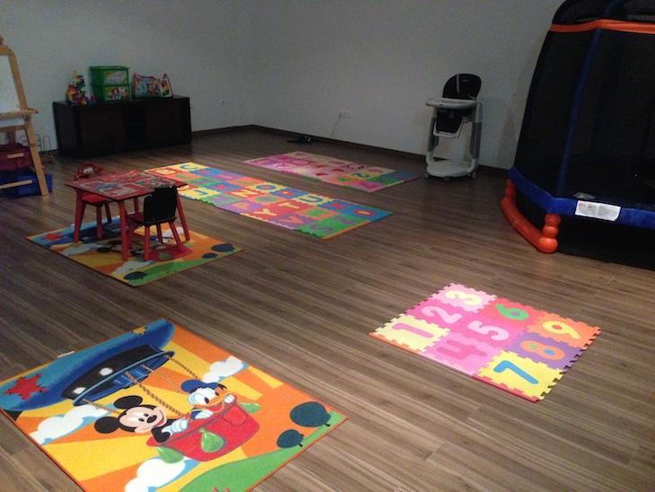 Sala de brinquedos do Alentejo Marmòris Hotel