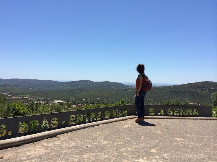 Miradouro do Alto da Arroteia, S. Brás de Alportel