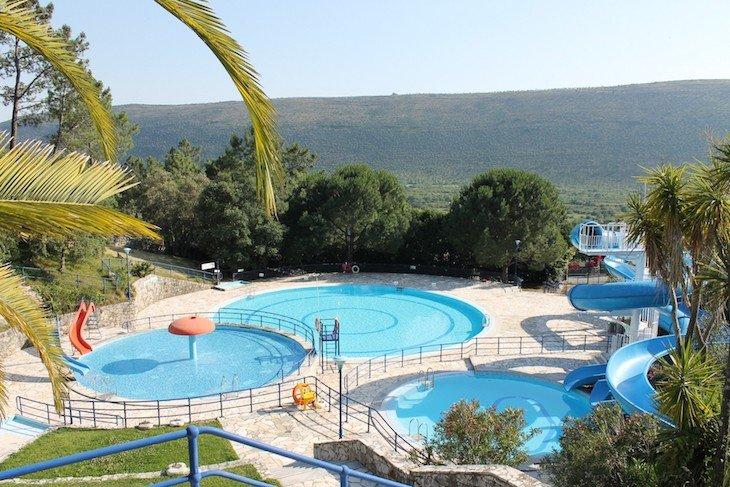 Aquagruta - Parque Mira de Aire - Direitos Reservados