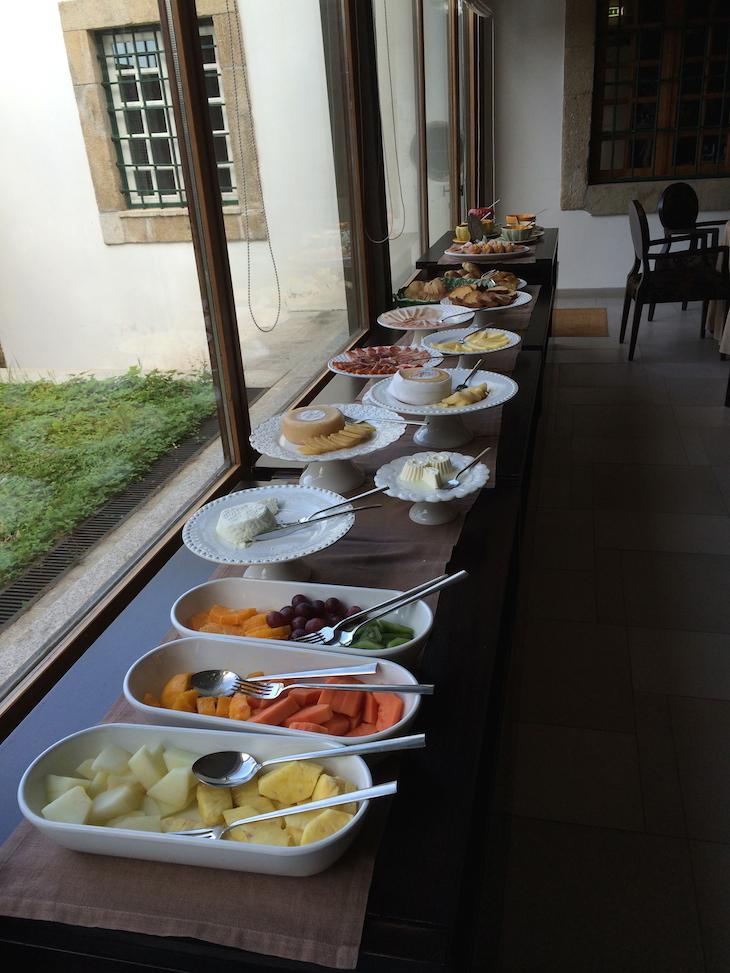 Pequeno-almoço da Casa da Ínsua © Viaje Comigo