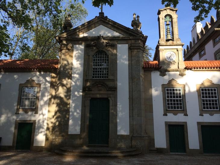 Capela da Casa da Ínsua © Viaje Comigo