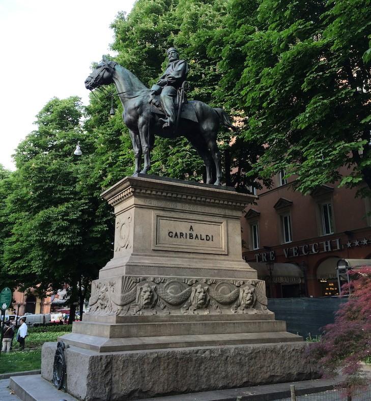 Estátua de Garibaldi