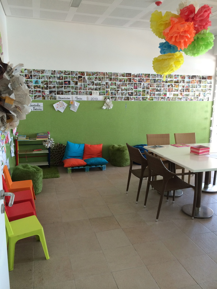 Sala para crianças no Montebelo Aguieira Lake Resort & Spa