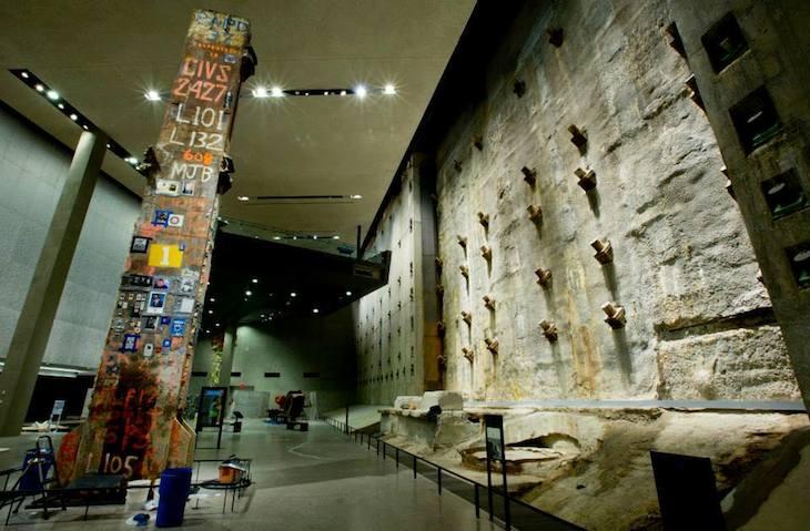 Museu 9:11 - Credits: DR