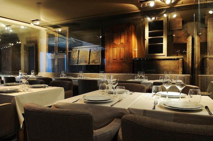 Restaurante Memorial_Interior