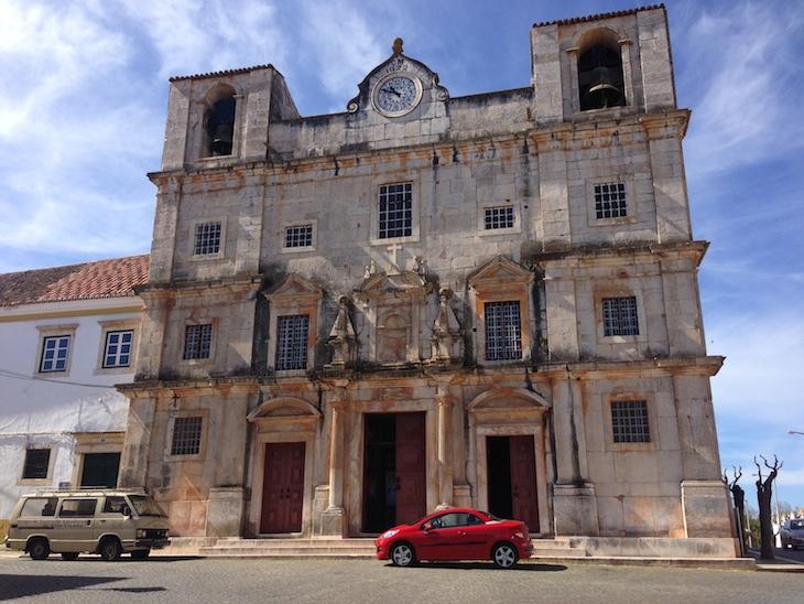 Igreja de São João Evangelista, Vila Viçosa © Viaje Comigo