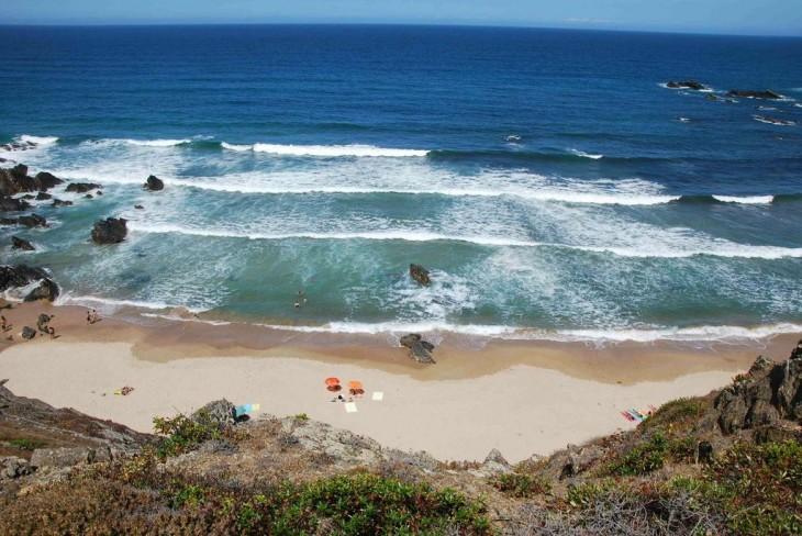Praia Amália, Herdade Amália Rodrigues