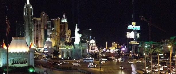 Noite em Las Vegas