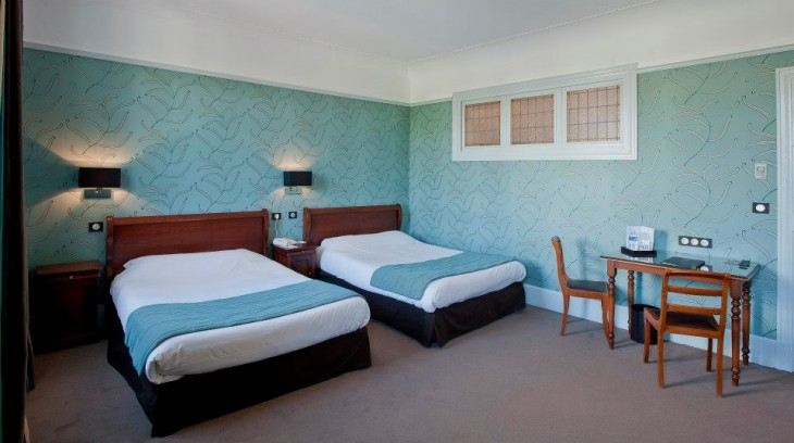 Quarto Familiar no Grand Hotel Tours