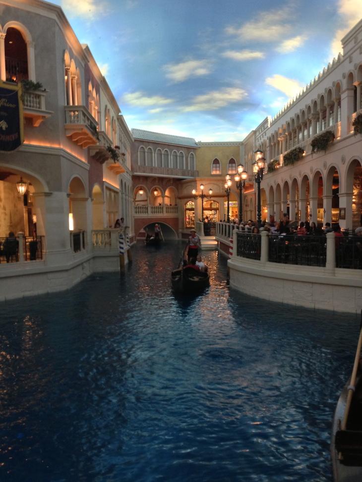 Venatian em Las Vegas