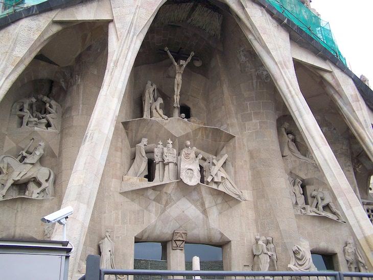 Sagrada Família, Barcelona © Viaje Comigo