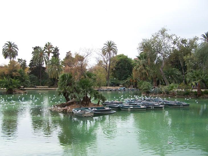 Parc de la Ciutadella, Barcelona © Viaje Comigo