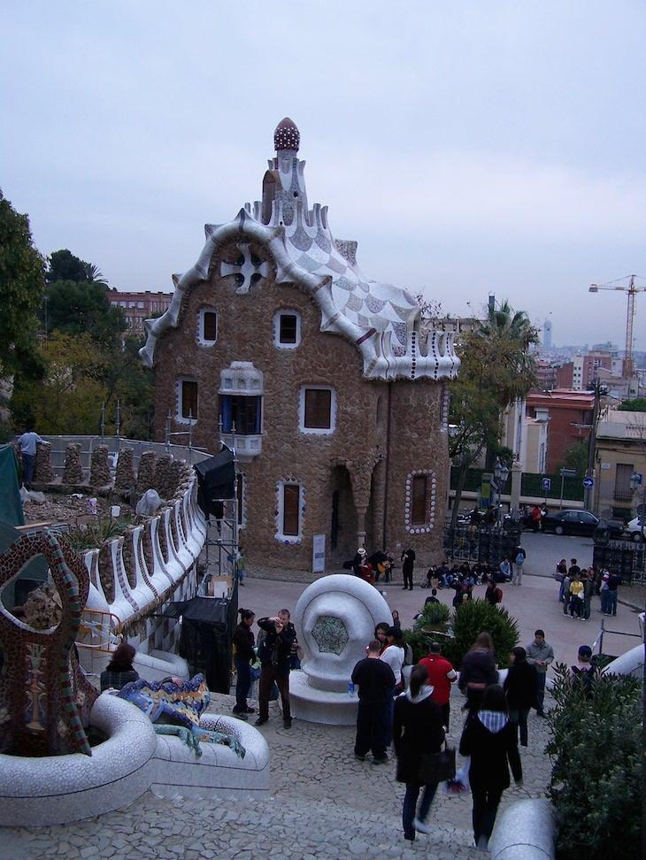 Parc Güell, Barcelona © Viaje Comigo