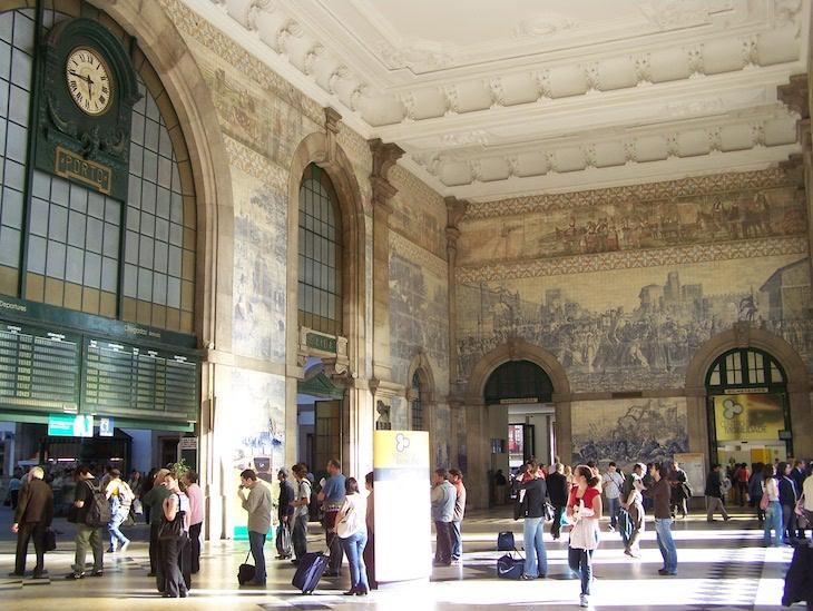 Estação de São Bento © Viaje Comigo