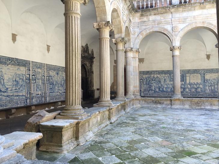 Claustros da Sé Catedral de Viseu © Viaje Comigo