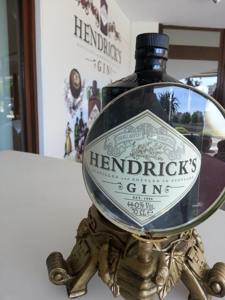 Bar Gin & Friends do Hotel Holiday Inn Porto Gaia