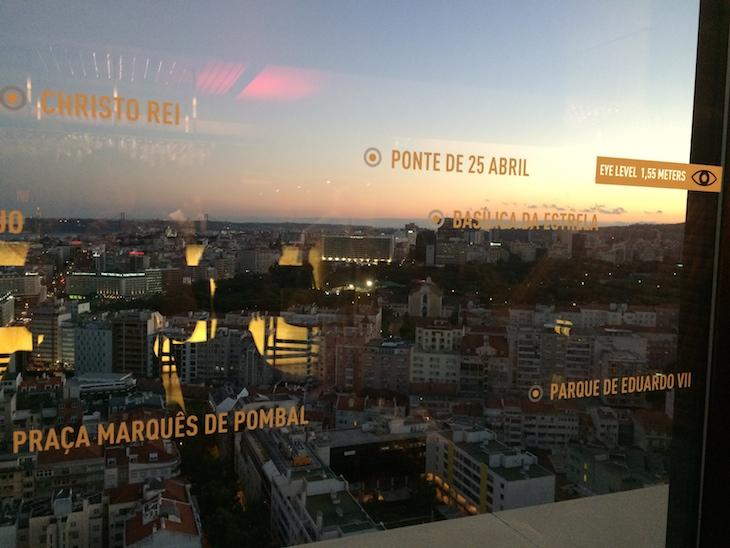 Panorama Bar do Hotel Sheraton Lisboa