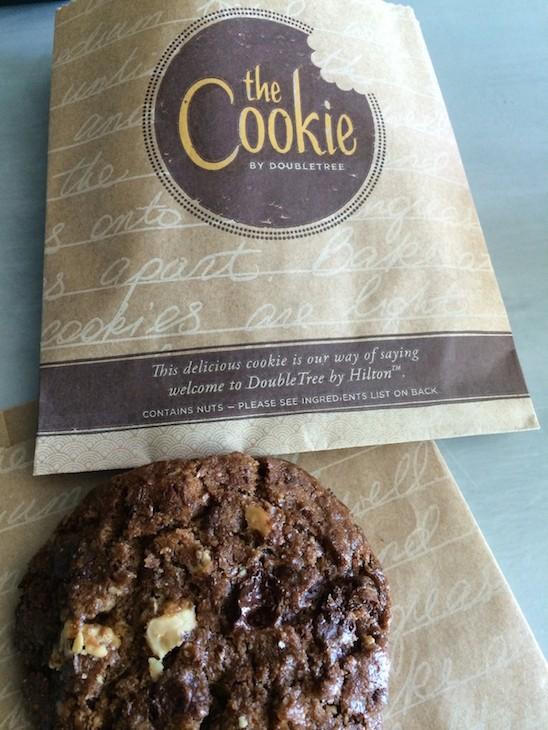 Cookie do DoubleTree by Hilton Lisbon Fontana Park