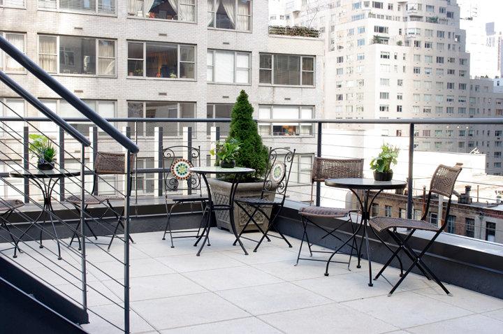 Terraço do Carvi New York Hotel
