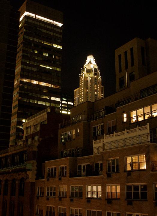 Vista do Carvi New York Hotel