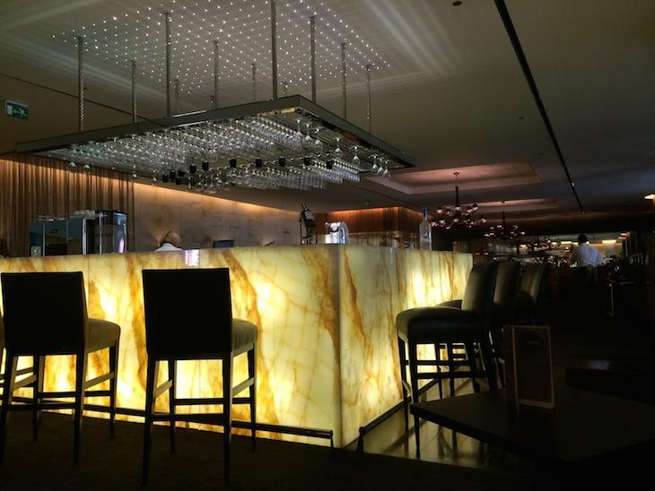 Lobby Bar do hotel Sheraton Lisboa