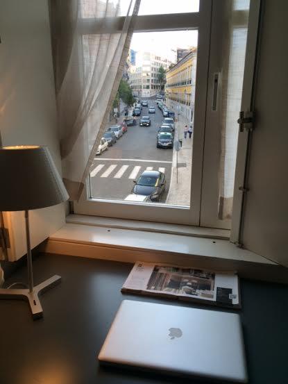 Vista do quarto do Inspira Santa Marta Hotel