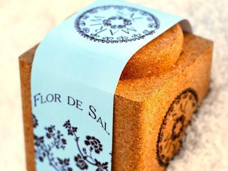 Salmarim - Flor de Sal em caixa de cortiça
