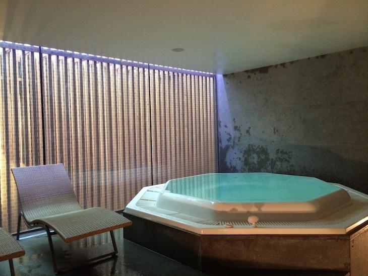 Spa do Inspira Santa Marta Hotel © Viaje Comigo
