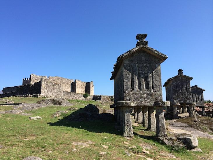 Castelo e Espigueiros de Lindoso