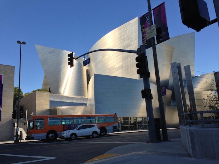 Walt Disney Concert Hall - Los Angeles